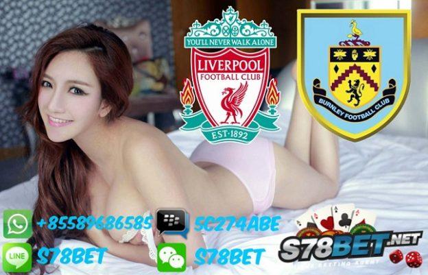 Prediksi Skor Liverpool vs Burnley 12 Maret 2017