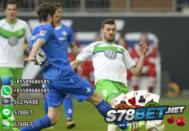 Prediksi Skor Wolfsburg vs Darmstadt 98 18 Maret 2017