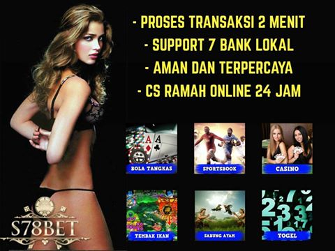 S78BET.co Website Agen Taruhan Bola MAXBET Promo Bonus Terbesar
