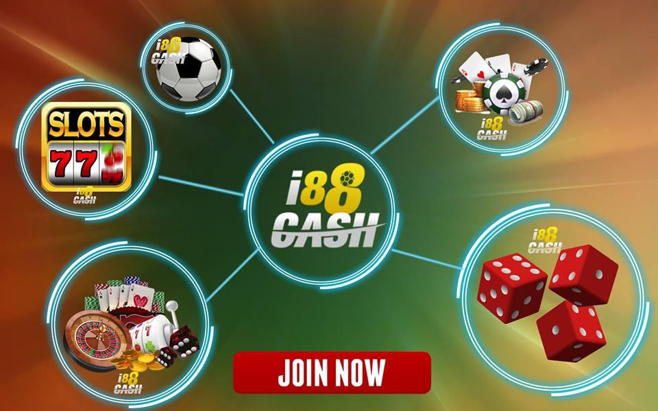 i88Cash.com Agen Judi Semua Jenis Permainan Dalam 1 User ID Terpercaya