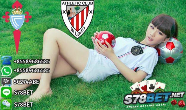 Prediksi Skor Celta De Vigo vs Athletic Club 1 May 2017
