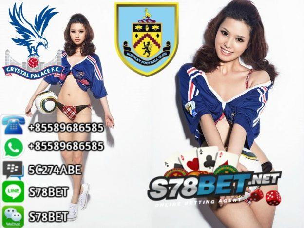 Crystal Palce vs Burnley