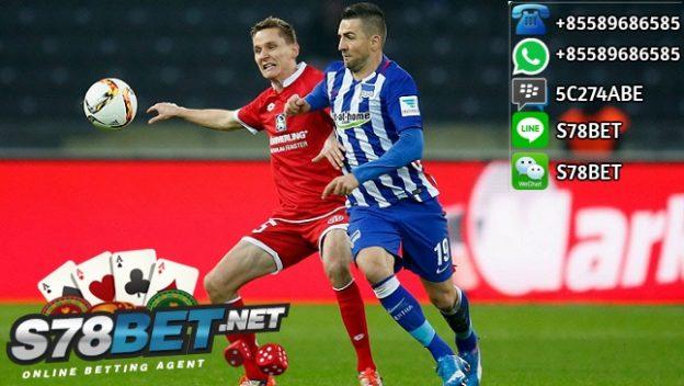 Prediksi Skor Mainz 05 vs Hertha berlin 15 April 2017