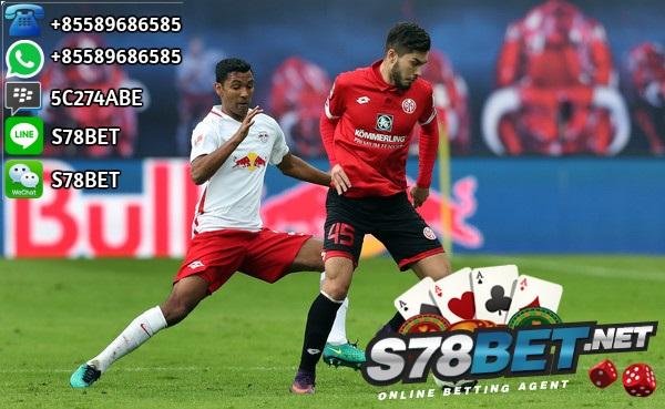 Prediksi Skor Mainz 05 vs RB Leipzig 06 April 2017
