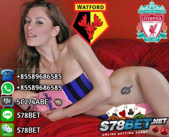 Warford vs Liverpool