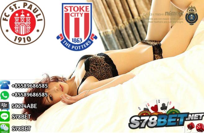 ST.Pauli vs Stoke City