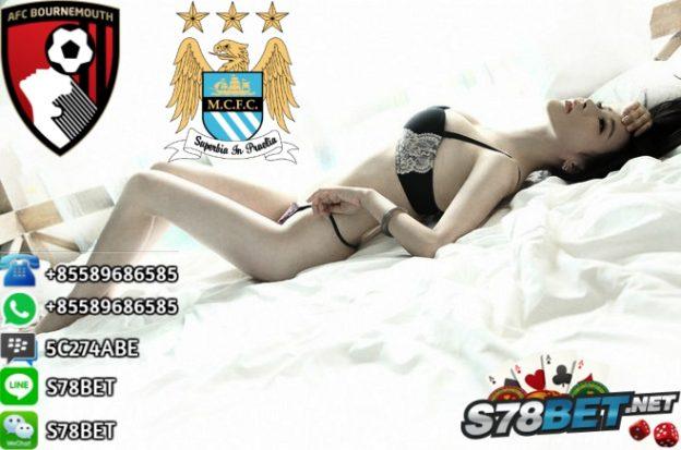 AFC Bournemouth vs Manchester City