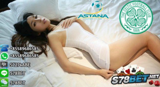 Astana vs Celtic