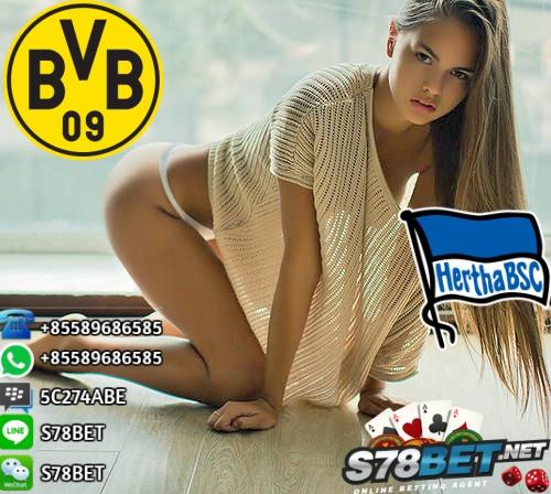 Borussia Dortmund vs Hertha BSC