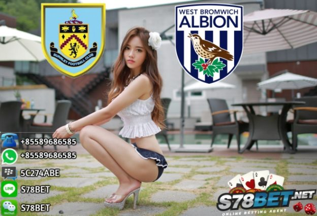 Burnley vs West Bromwich Albion