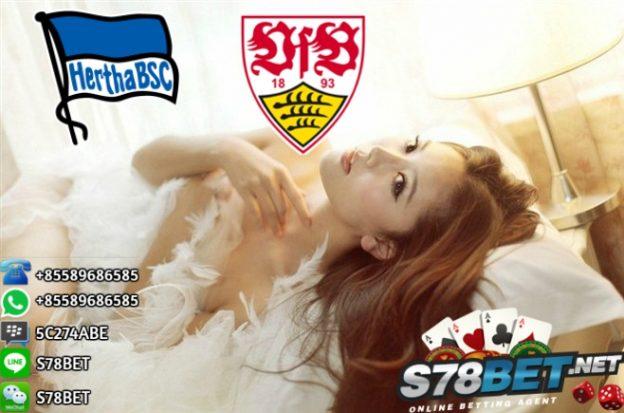 Hertha BSC vs Stuttgart
