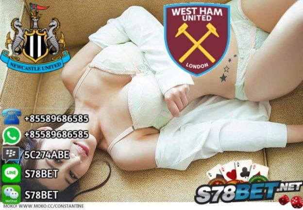 Newcastle United vs West Ham United