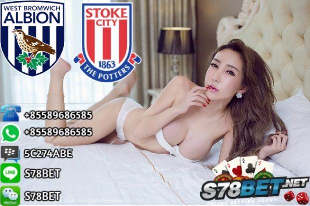 West Bromwich Albion vs Stoke City