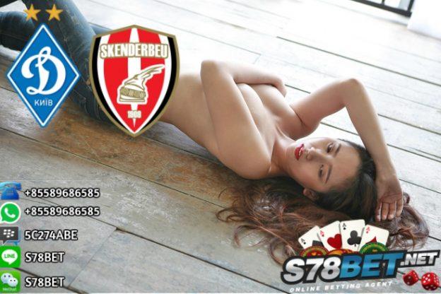 Prediksi Skor Dynamo Kiev vs Skenderbeu Korce 15 September 2017