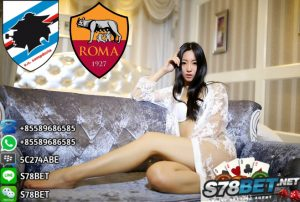 Prediksi Skor Sampdoriavs Roma 10 September2017