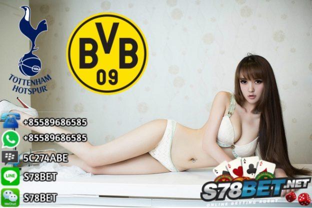Prediksi Skor Tottenham Hotspur vs Borussia Dortmund 14 September 2017