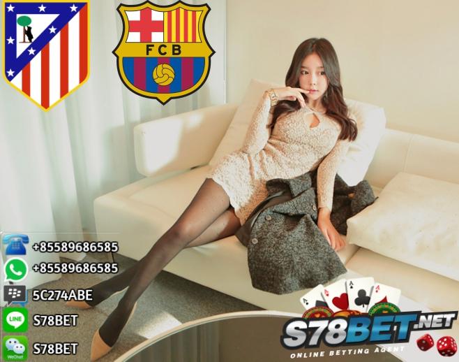 Prediksi Skor Atletico Madrid vs Barcelona 15 Oktober 2017