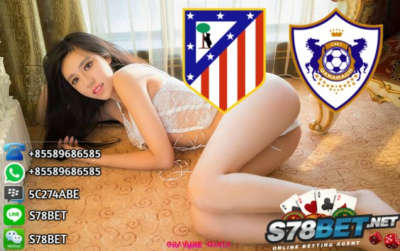 Prediksi Skor Atletico Madrid vs Qarabag 1 November 2017
