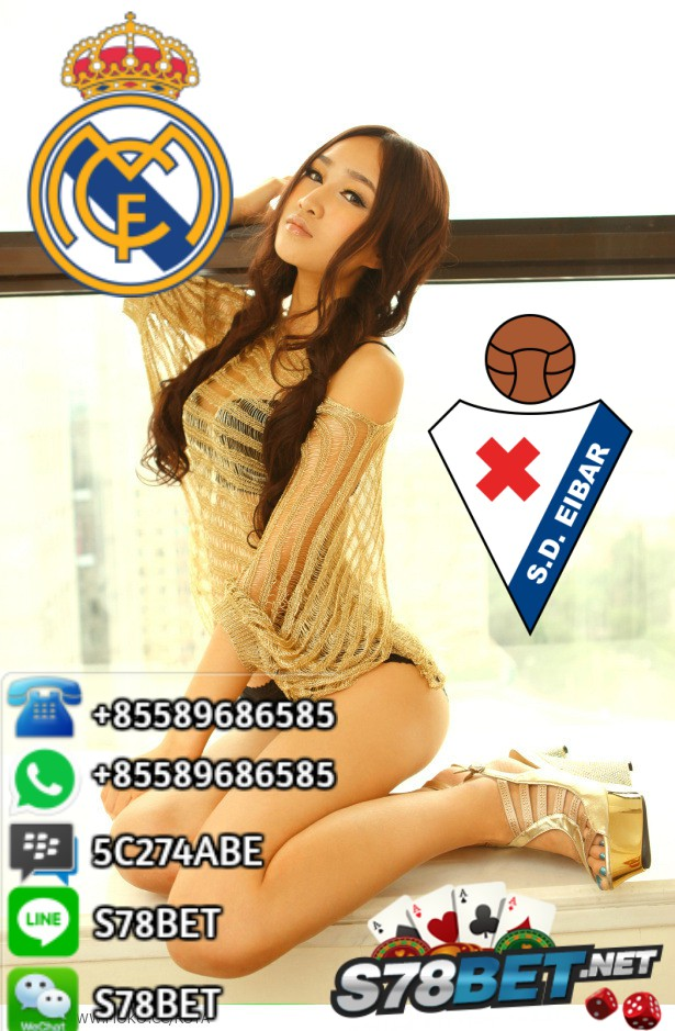 Prediksi Skor Real Madrid vs Eibar 23 Oktober 2017