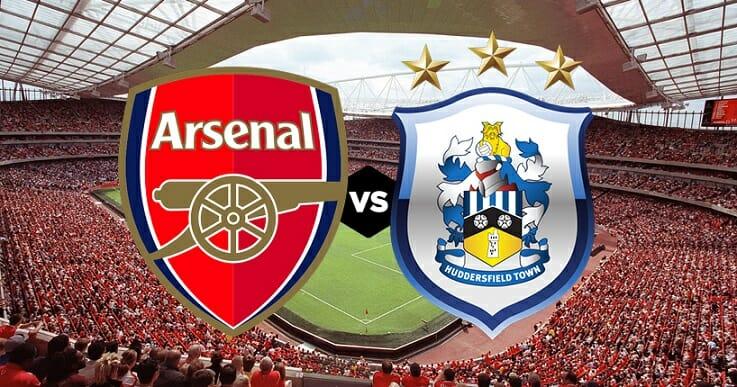 Prediksi Skor Arsenal vs Huddersfield Town 30 November 2017