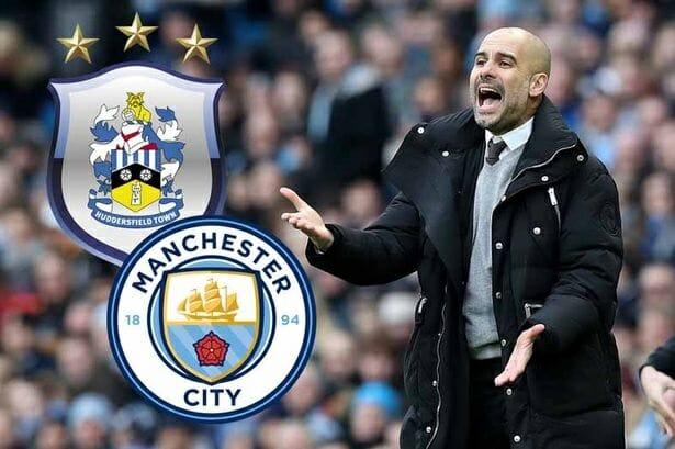 Prediksi Skor Huddersfield Town vs Manchester City 26 November 2017
