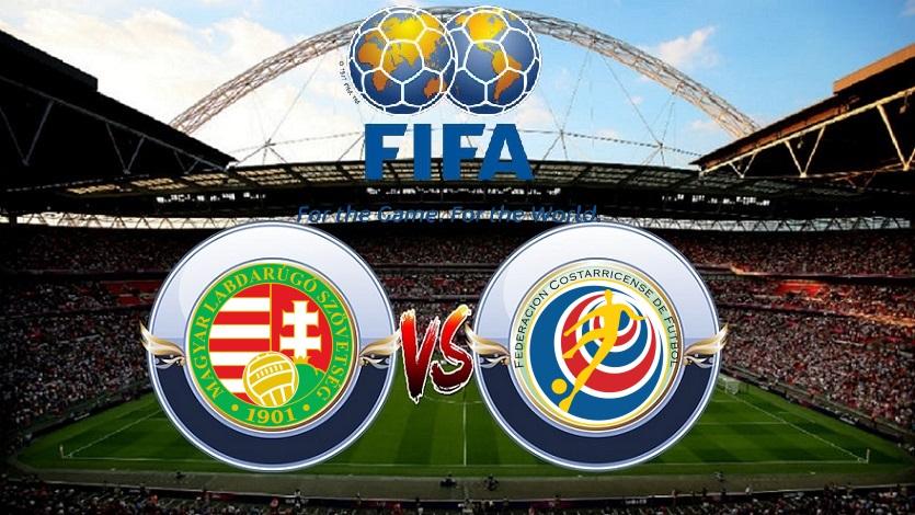 Prediksi Skor Hungary vs Costa Rica 15 November 2017