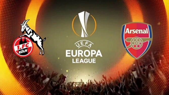 Prediksi Skor Koln vs Arsenal 24 November 2017
