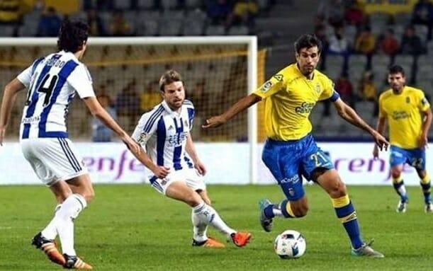 Prediksi Skor Real Sociedad vs Las Palmas 26 November 2017