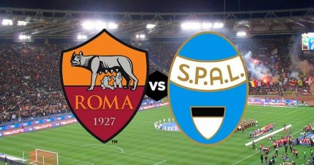 Prediksi Skor Roma vs SPAL 2 Desember 2017