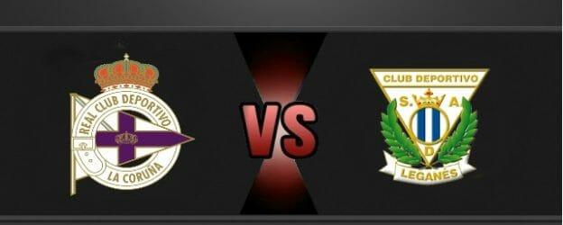 Prediksi Skor Deportivo La Coruna vs Leganes10 Desember 2017