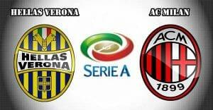 Prediksi Skor Hellas Verona vs Milan17 Desember 2017
