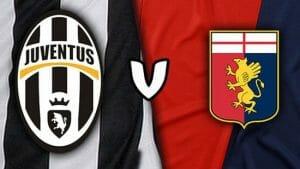Prediksi Skor Juventus vs Genoa21 Desember 2017