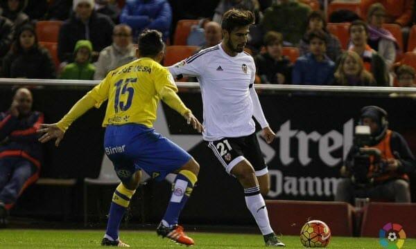 Prediksi Skor Las Palmas vs Valencia4 Januari 2018