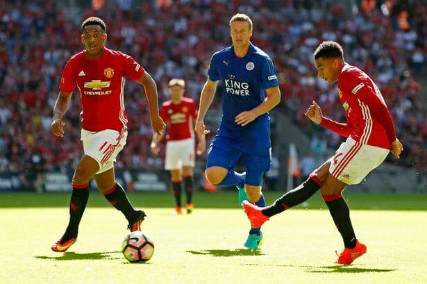 Prediksi Skor Leicester City vs Manchester United24 Desember 2017