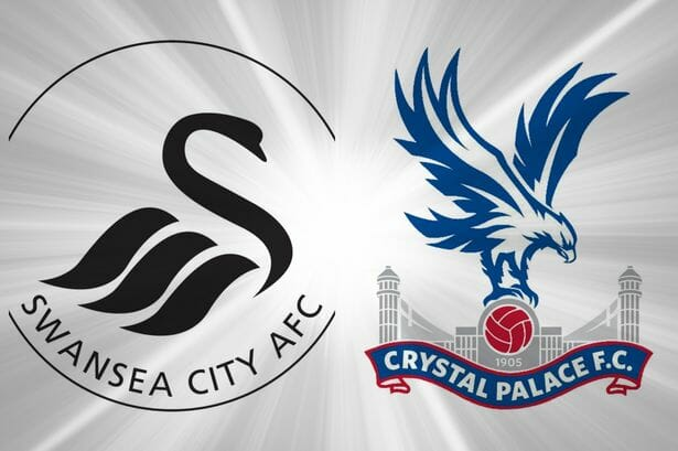 Prediksi Skor Swansea City vs Crystal Palace23 Desember 2017