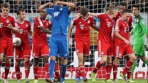 Prediksi Skor Bayern Munchenvs Hoffenheim27 Januari 2018
