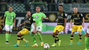Prediksi Skor Borussia Dortmund vs Wolfsburg15 Januari 2018