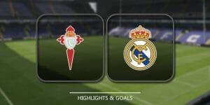 Prediksi Skor Celta De Vigo vs Real Madrid8 Januari 2018