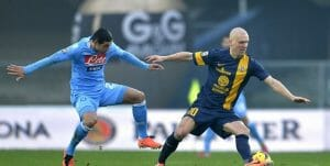 Prediksi Skor Napoli vs Hellas Verona6 Januari 2018