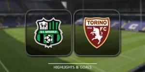 Prediksi Skor Sassuolo vs Torino21 Januari 2018