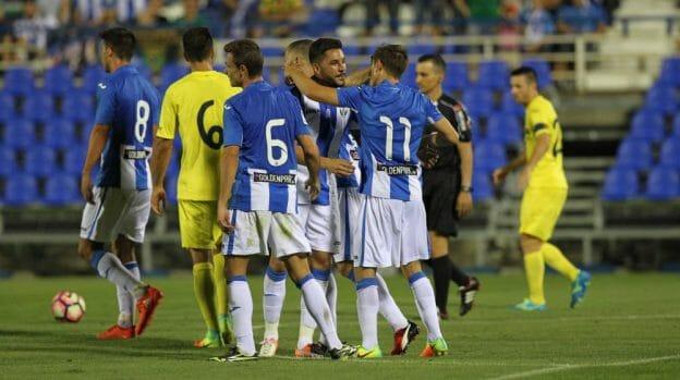 Prediksi Skor Villarreal vs Leganes11 Januari 2018