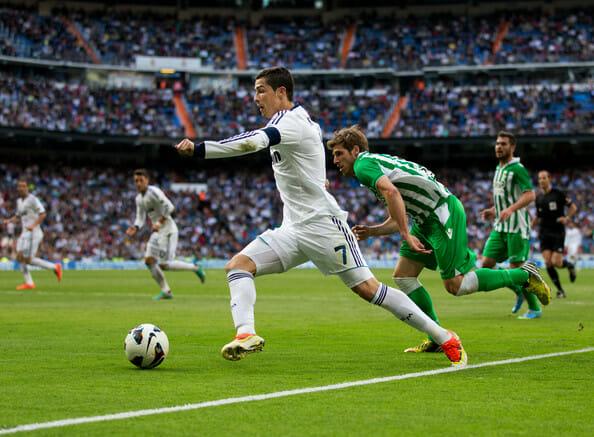 Prediksi Skor Real Betisvs Real Madrid19 Februari 2018