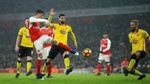 Prediksi Skor Arsenalvs Watford11 Maret 2018