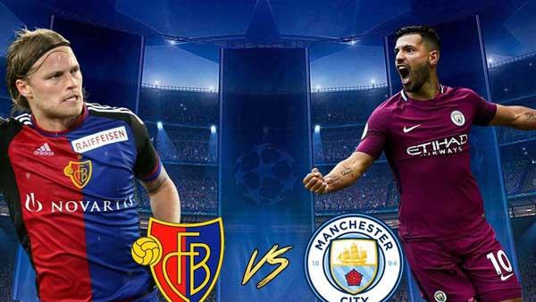 Prediksi Skor Manchester Cityvs Basel8 Maret 2018