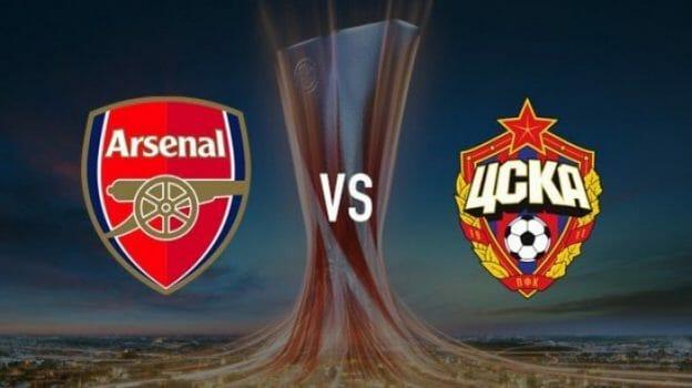 Prediksi Skor CSKA Moskvavs Arsenal13 April 2018