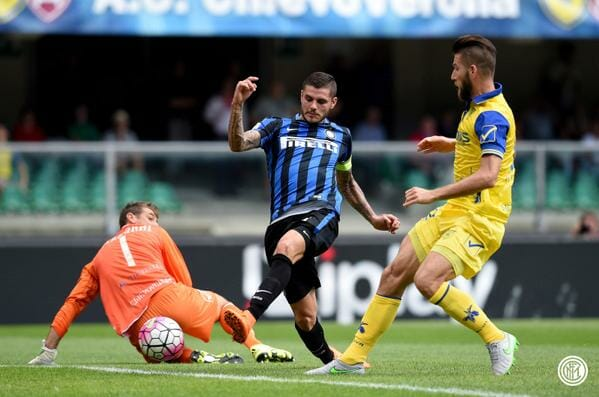 Prediksi Skor Chievo vs Inter Milan 22 April 2018