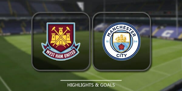 Prediksi Skor West Ham United vs Manchester City 29 April 2018
