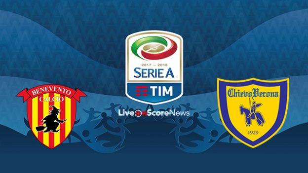 Prediksi Skor Chievo vs Benevento 20 Mei 2018