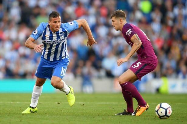Prediksi Skor Manchester City vs Brighton Hove Albion 10 Mei 2018