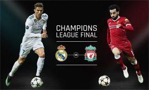 Prediksi Skor Real Madrid vs Liverpool 27 Mei 2018